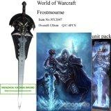 Monde des épées 9512047 de film d'épées de Warcraft Frostmourne