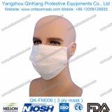 セリウム使い捨て可能なNon-Woven実行中カーボンマスクのマスクQk-FM005
