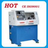 최신 판매 중국 높은 정밀도 소형 취미 CNC210 CNC 선반