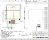 "4.3 "" экран 480X272 TFT LCD, панель LCD, RGB, Hx8257A01-C, 40pin с экраном касания"