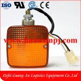 Luces de la lámpara del frente de la carretilla elevadora de Tcm de la alta calidad pequeñas para la carretilla elevadora 12V