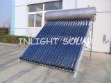 Нержавеющая сталь Компактный Герметичный Тепловая труба солнечной энергии Нагреватель воды
