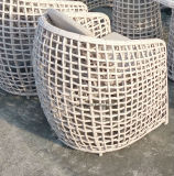 의자를 식사하는 대중적인 새로운 디자인 고리 버들 세공 옥외 Garaden 최상을%s 가진 호텔을%s 를 사용하는 (YT1069)