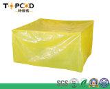 ESD saco de embalagem a vácuo para uso industrial