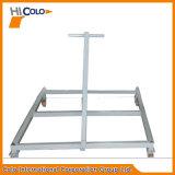 Horno eléctrico industrial de la pintura del polvo para el marco de Motorcyclone