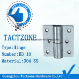 Precisione che lancia la cerniera montata hardware del divisorio della toletta dei 304 ss