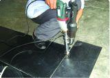Canon en plastique de soudure d'extrudeuse de machine de soudure de PVC/HDPE