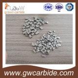 Yg6 / Yg6X Tidsten Carbide Saw Tips for Cutting