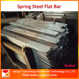 barra lisa de aço da mola 50crva laminada a alta temperatura para a fatura da mola de lâmina