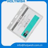 Porte-cartes de crédit de conception célèbre avec cordon coloré pour les femmes