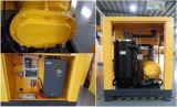 11cubic Compressor van de Lucht van de Schroef van de Magneet van de meter 10bar 75HP 55kw de Permanente