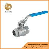 A fábrica fornece diretamente a válvula de esfera de bronze do produto