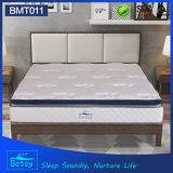 Diseño perfecto resistente de la tapa del rectángulo del colchón los 28cm del sueño del OEM con espuma de la memoria del gel y espuma de la onda del masaje