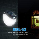 Solar-LED Wand-Licht der im Freiender terrasse-IP65 Garten-Lampen-für Haus