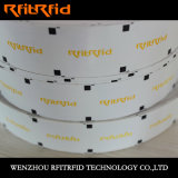 Hf frágil y etiqueta engomada de la Anti-Falsificación RFID
