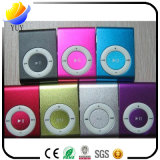 Classic 8-Color Screen-Free Carte SD Métal Clip MP3
