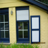 Obturateur en aluminium de rouleau pour le guichet ou la porte