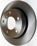 Zwei-Stücke gelüftete Bremsen-Platte für BMW-Sekundärmarkt