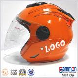 "Meio capacete fresco do velomotor/""trotinette"" da face (OP201)"