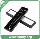 Rectángulo de regalo de papel de la joyería/rectángulo de papel de la pulsera del collar de la cartulina/rectángulo de reloj