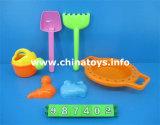 Het onderwijs Speelgoed van het Strand DIY van de Gift van de Jonge geitjes van het Speelgoed Plastic Model (987407)