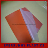 Двойной лист пластмассы ABS цвета