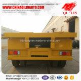 De 2017 essieux du type 3 de conteneur de lit plat remorque neuve semi à vendre