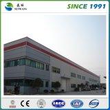 Здание быстрой установки модульное/передвижная/Prefab/полуфабрикат стальная дом