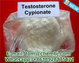 長エステルの同化ステロイドホルモンのテストステロンCypionate (未加工粉及び注射可能なオイル)