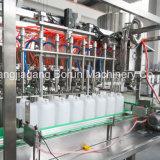 Planta de engarrafamento de enchimento do líquido Viscous da série do Lfs feita em China