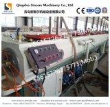 Cadena de producción Cold-Hot del tubo de agua de PPR, PPR-Franco-PPR tres capas del tubo reforzado fibra de vidrio que hace la máquina