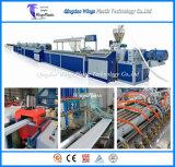 Machine à haute production d'extrusion de profil de PVC de bâti de photo de PVC, cadre de porte, châssis de fenêtre
