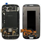 Tela de toque do indicador do LCD para a galáxia S3 I9300 de Samsung