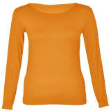 Sleeve lungo T-Shirt per Girls