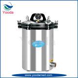Plein stérilisateur portatif de vapeur d'acier inoxydable