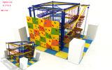 Hoher Seil-Kurs-Innenabenteuer-Spielplatz-Gerät 2016 populären attraktiven Kindes