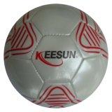 Balones Sporting de fútbol cosido a máquina del PVC