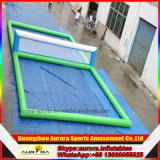 Высокое качество Inflatable Water Volleyball Court для Water Sport Games