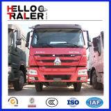 원동기 트럭 Sinotruk HOWO 420 HP 40 톤 수용량