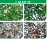 플라스틱을 분류하는 사람 재생하는 것은 CCD 색깔 얇은 조각이 된다