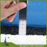 telhas de revestimento de borracha da espessura de 25mm para o quarto da aptidão