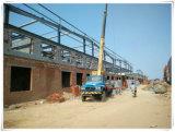 Gruppo di lavoro prefabbricato della struttura d'acciaio di alta qualità di basso costo