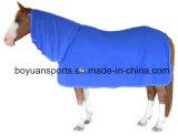 Mantas polares antis del caballo del séquito del paño grueso y suave de Pilling 280g