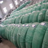 Steel galvanizado Wire para Armouring Galvanized Wire para Telecommunication Cable