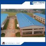 Almacén principal prefabricado prefabricado del marco de acero de la estructura de acero del metal