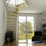 스테인리스 케이블 방책 강철 나선형 계단