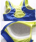 Etirage en nylon Elastane à double couche Fitness Gym Sports Bras