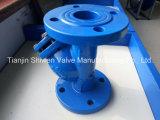 Geflanschter Typ Filter des Roheisen-Y für Wasser (GL41-10/16)