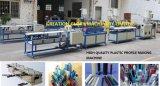 Hohe Kapazitäts-energiesparendes Plastikprofil-Plastikstrangpresßling-Zeile