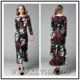 Платье вечера выпускного вечера втулки женщин модное длиннее